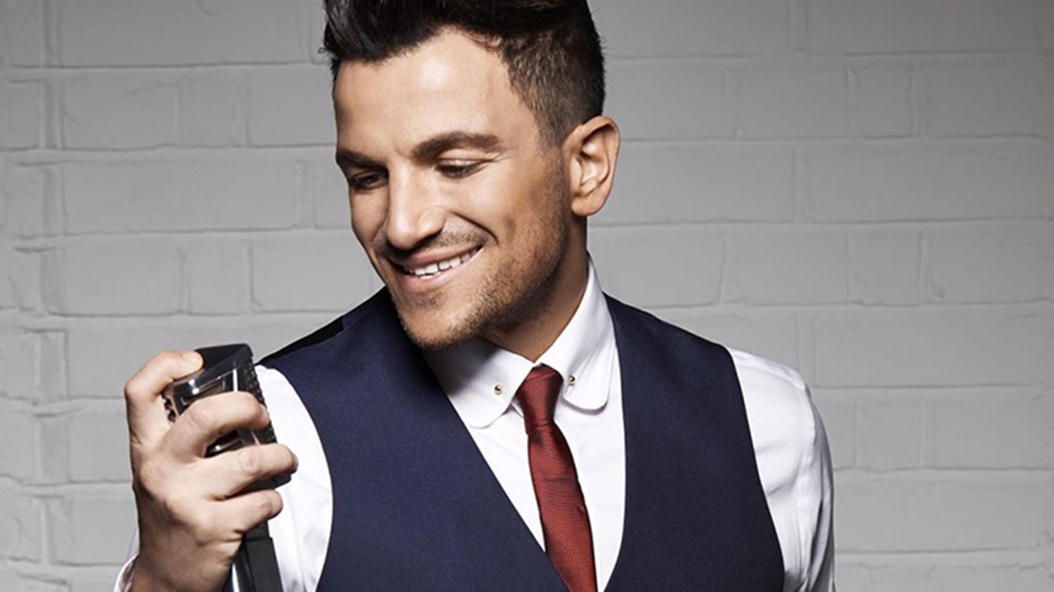 Peter Andre celebrates 25 years in music with new tour ...