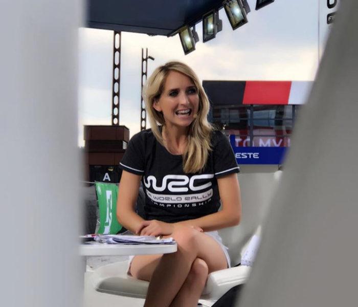 INTERVIEW: Travel like TV sports presenter Kiri Bloore