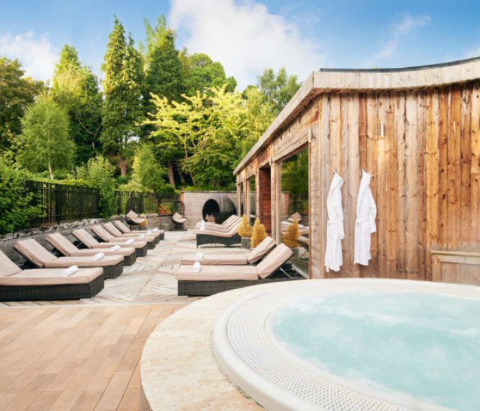 CHESHIRE: The ultimate ELEMIS spa getaway at Mottram Hall