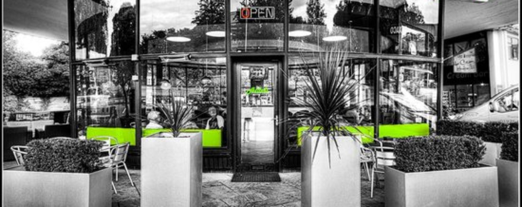Experience a slice of the big apple in Alderley Edge's answer to the NY Deli