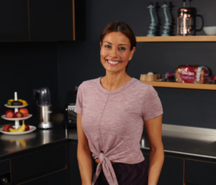 Melanie Sykes reveals her secrets to living life well