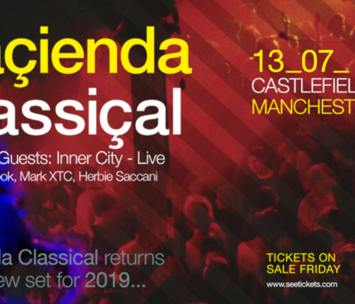 Hacienda Classical returns to Castlefield Bowl
