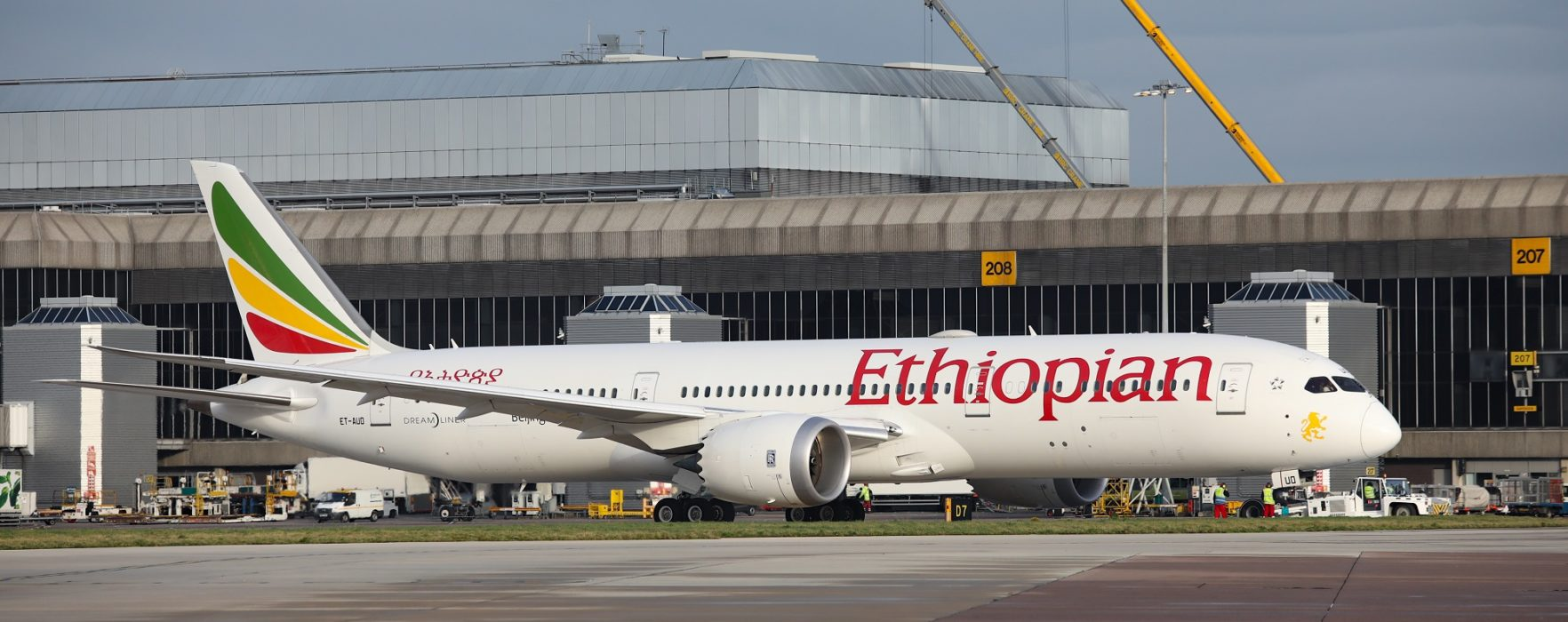 Ethiopian Airlines takes off in style delivering more global connectivity for the North