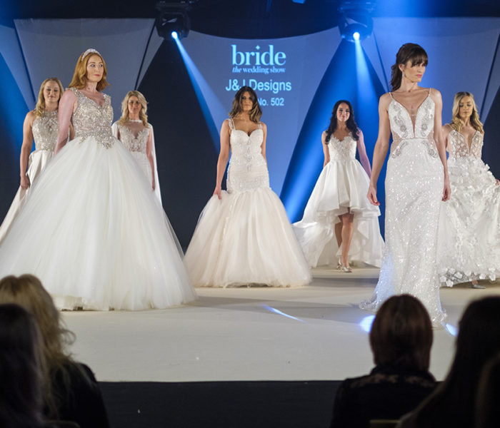 CHESHIRE: The Wedding Show Top 2019 Trends