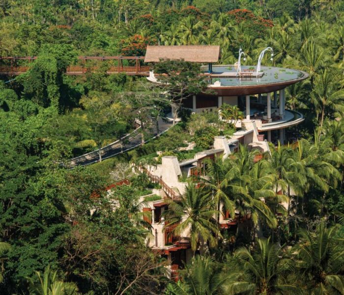 Experience the beauty of Bali through the eyes of Four Seasons