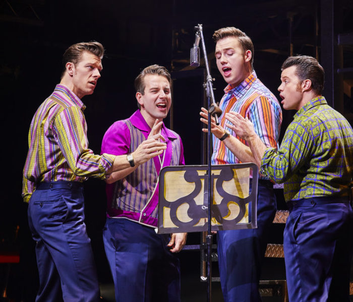 VIVA interviews the Jersey Boys' Michael Watson