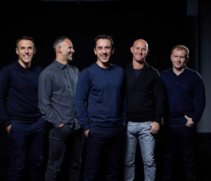 Class of 92's Hotel Football signs new deal with Marriott