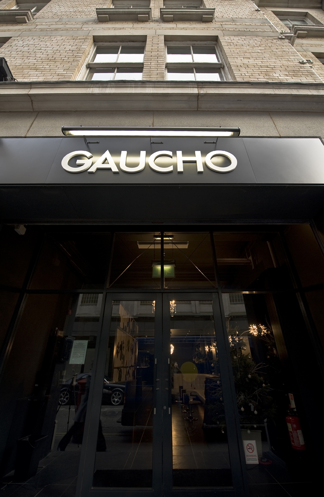 Reviewed Gaucho Gets The Party Started With Its Vibey