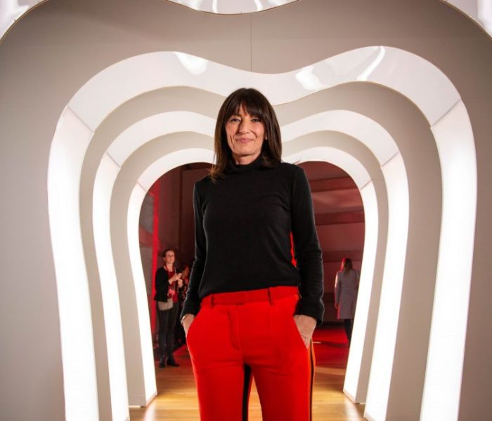 WATCH: Davina McCall discusses her top teeth tips