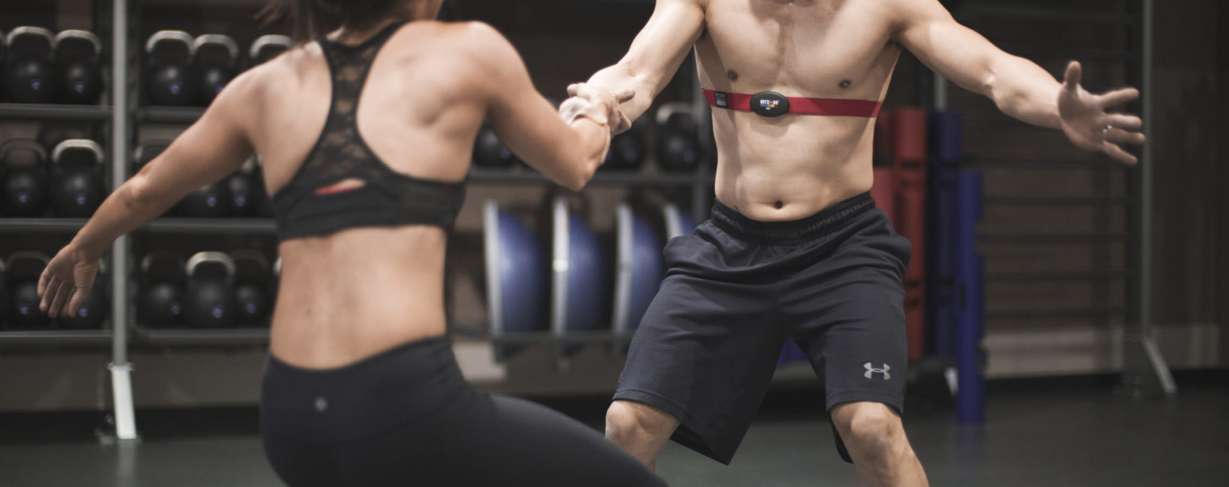 Work out smarter by unleashing the power of wearable technology