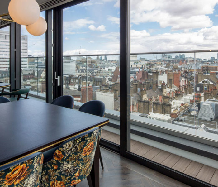 CITY BREAKS: Urban Excursions with Assembly Hotel London