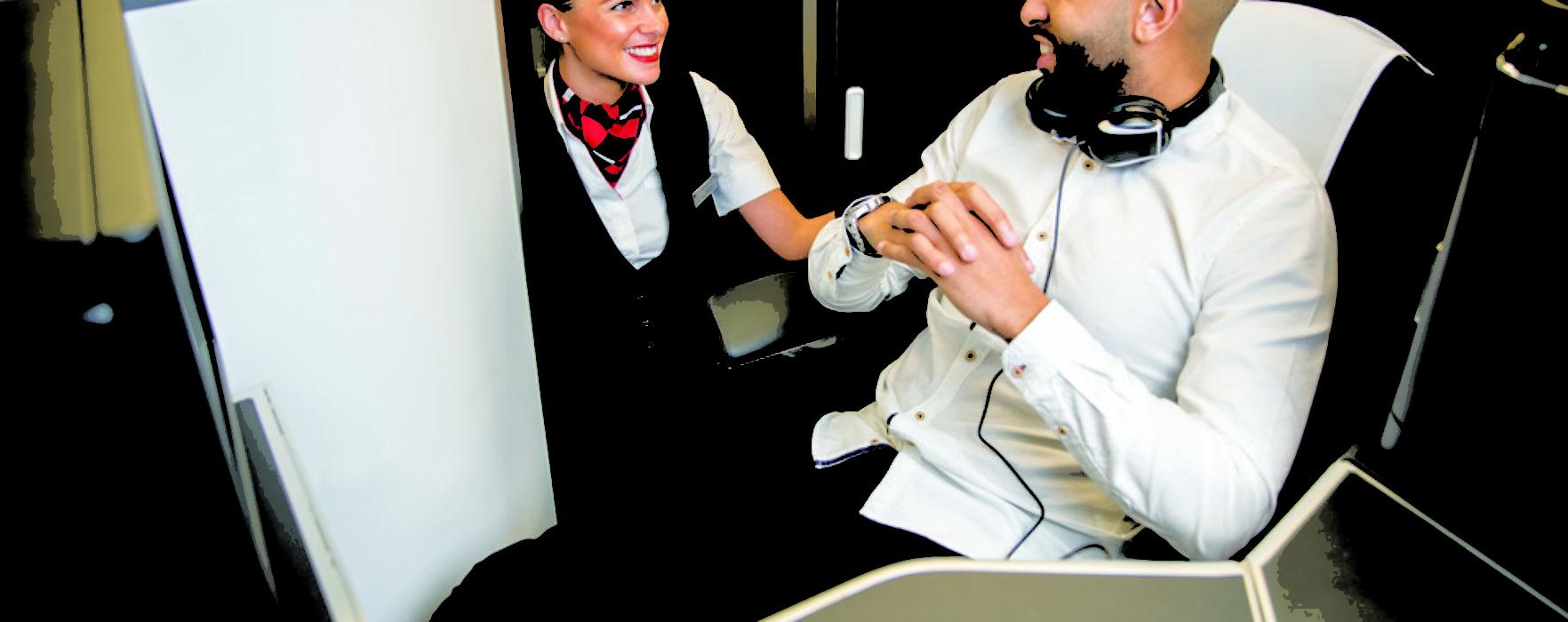 British Airways unveils new business class 'Club-Suites