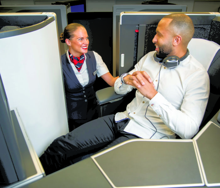 British Airways unveils new business class 'Club-Suites'