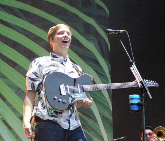 REVIEWED: George Ezra at Manchester Arena