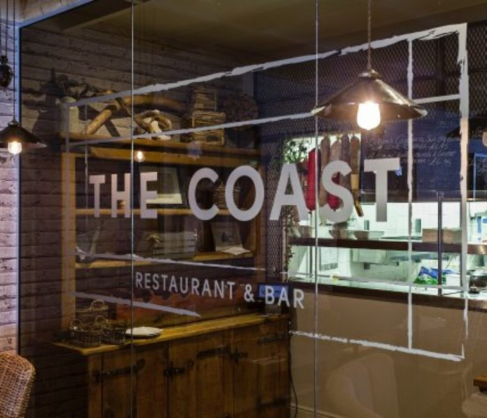 CHESHIRE: The Coast in Tarporley reviewed