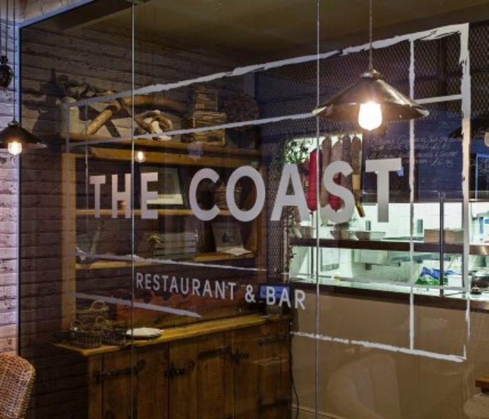 CHESHIRE: The Coast in Tarporley reviewed