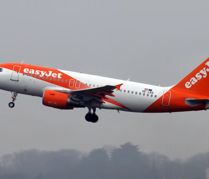 TRAVEL: EasyJet launches winter sale with flights to Europe from as low as £22.99