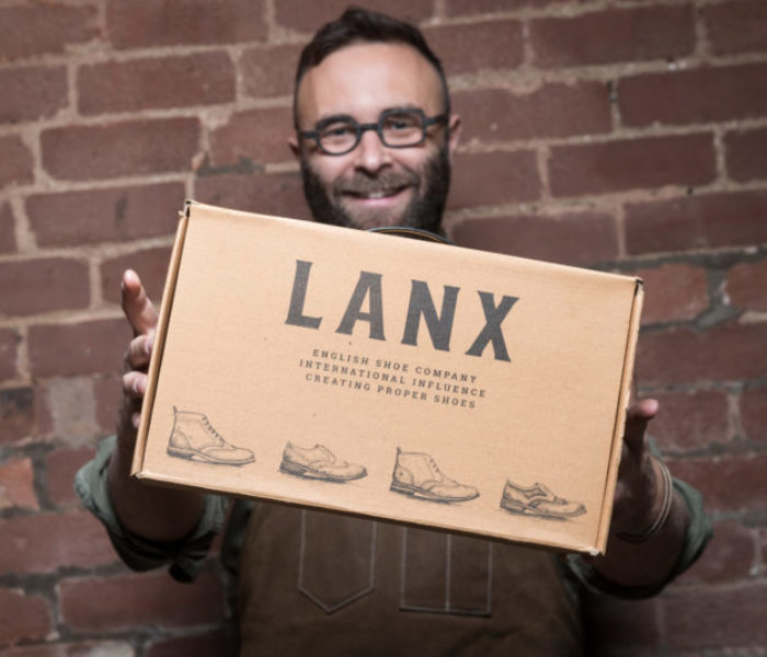 LANX launches Spring/Summer 19 shoe collection with a taste of the big apple