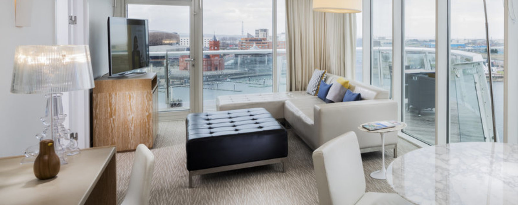 CITY BREAKS: Luxury with a conscience at voco St David's, Cardiff