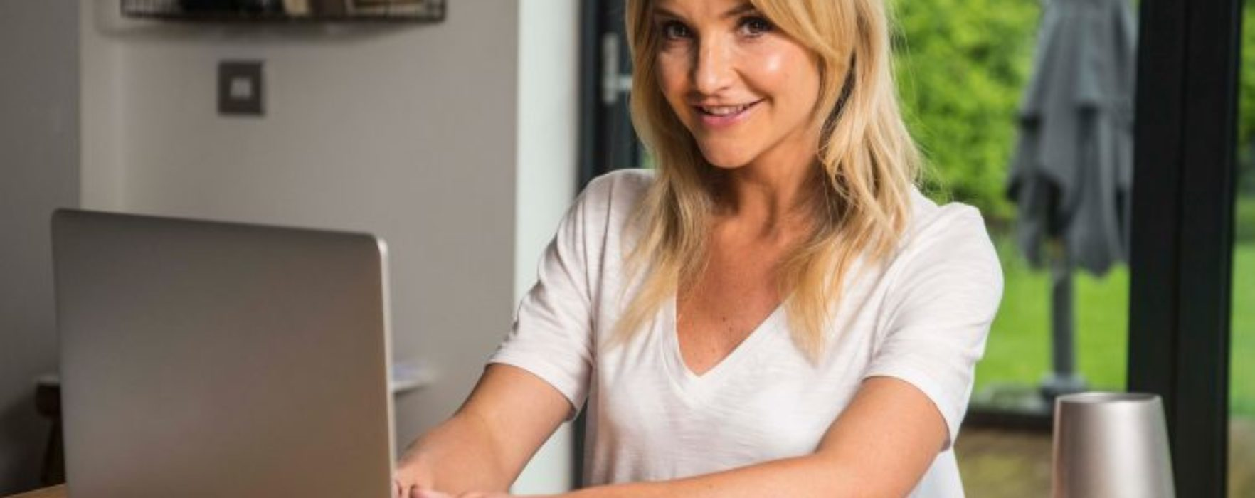 Helen Skelton explains how small actions can make a difference as Cheshire is named as one of Britain's greenest areas
