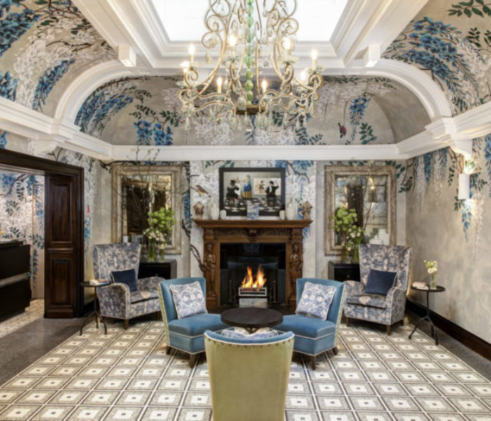 Classic style with more than a little substance – why Browns should be top of your London mini-break