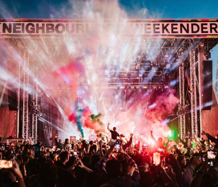 A wealth of musical talent perform at Neighbourhood Weekender