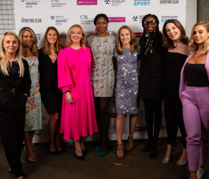 Girl Power! Women's summer of sport kicks off at leading sports awards