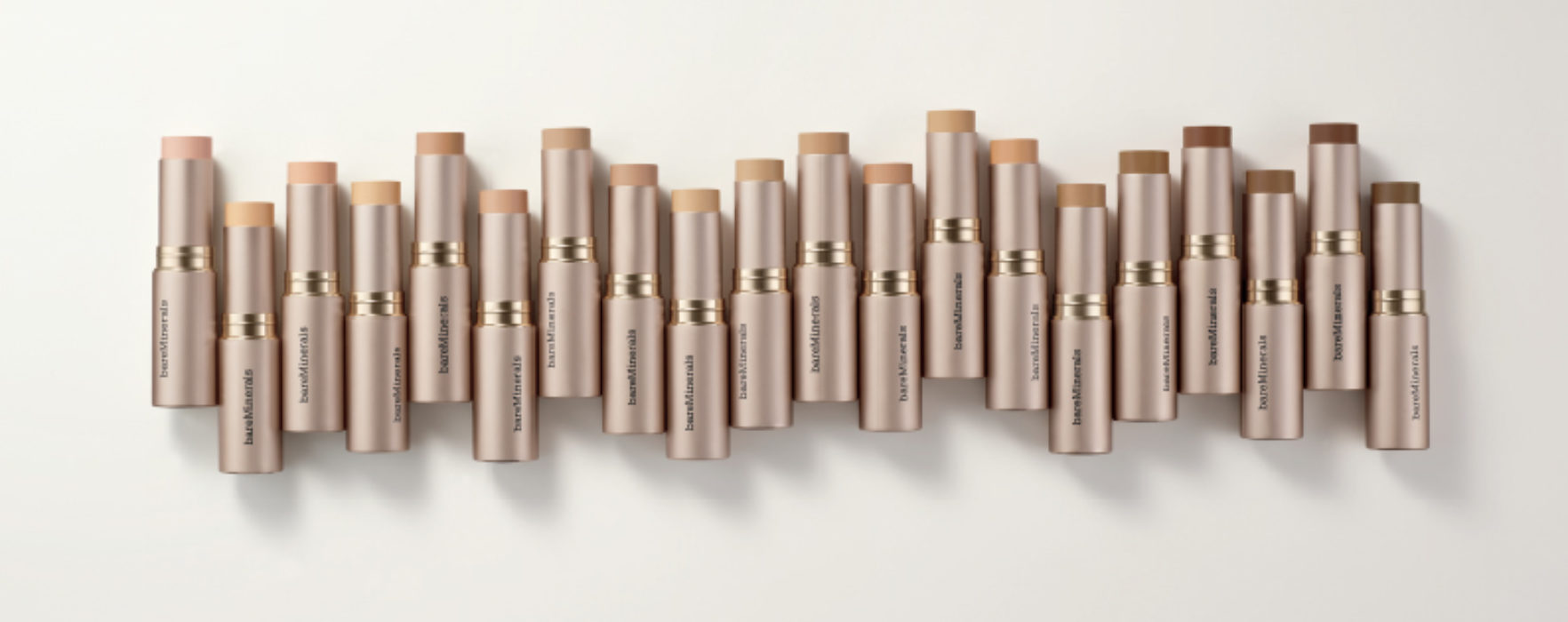 bareMinerals introduces its first water-based liquid foundation stick