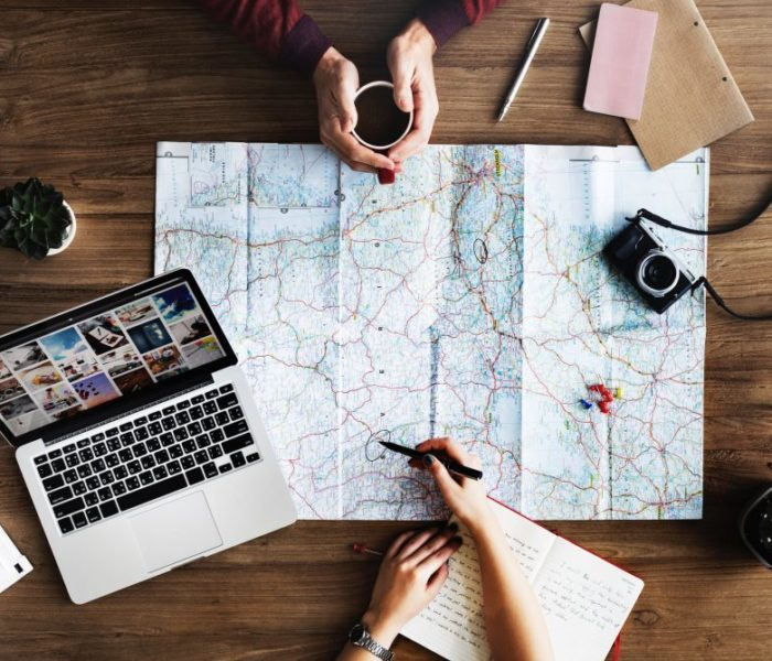 Millions of millennials have NEVER read a paper map! Take this QUIZ to test your map reading skills…