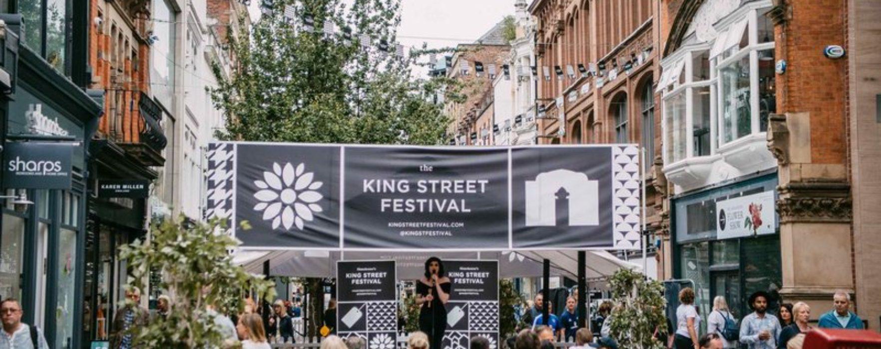 King Street Festival returns this weekend