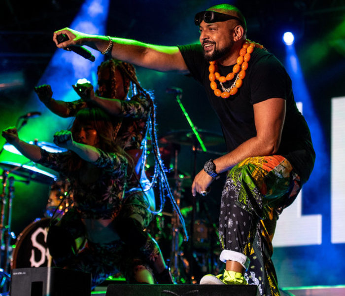 Sean Paul headlines SpeedMachine festival at Silverstone