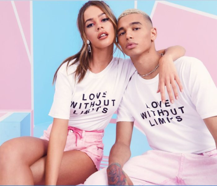 Love without limits: Boohoo and Boohoo Man launch Pride collection