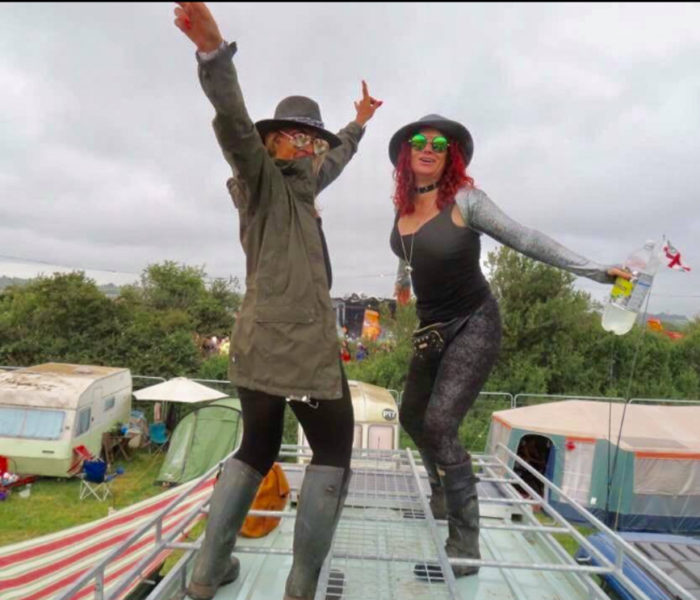 DJ Airmiles: E.M.A's guide to surviving festivals, Mr Nice, Rudimental and why no-one should travel with her!