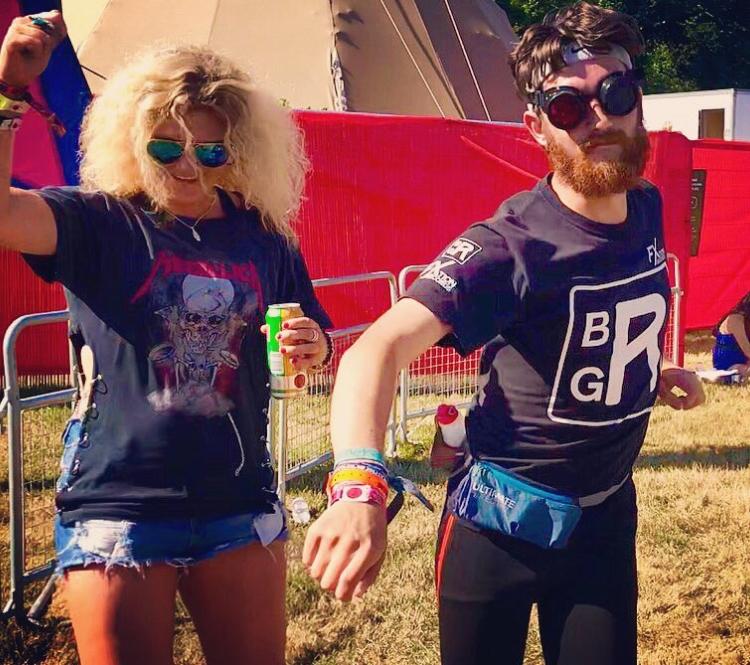 Bestival, raving with Brandly Gunn Raver