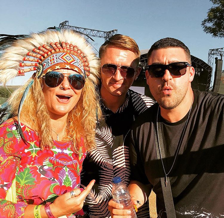 Bestival with Camelphat