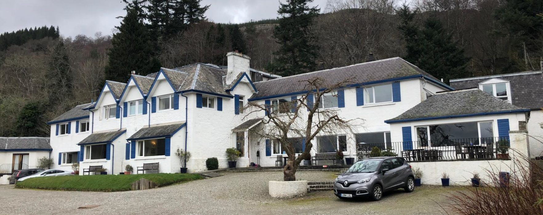 WEEKEND BREAKS: Accommodation for all seasons at The Four Seasons, Loch Earn