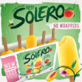 Solero introduces wrapper-less ice creams!