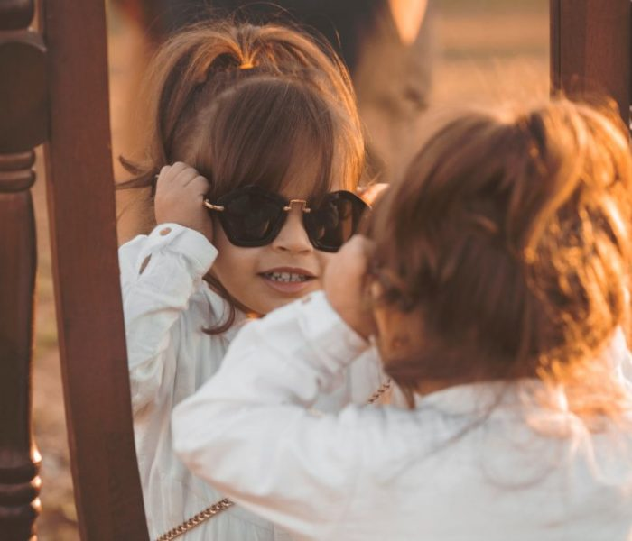 More than half of parents think sunglasses should be mandatory part of school uniform