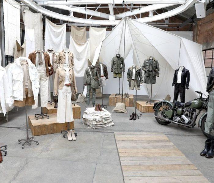 Belstaff 2020 Spring/Summer collection at LFWM