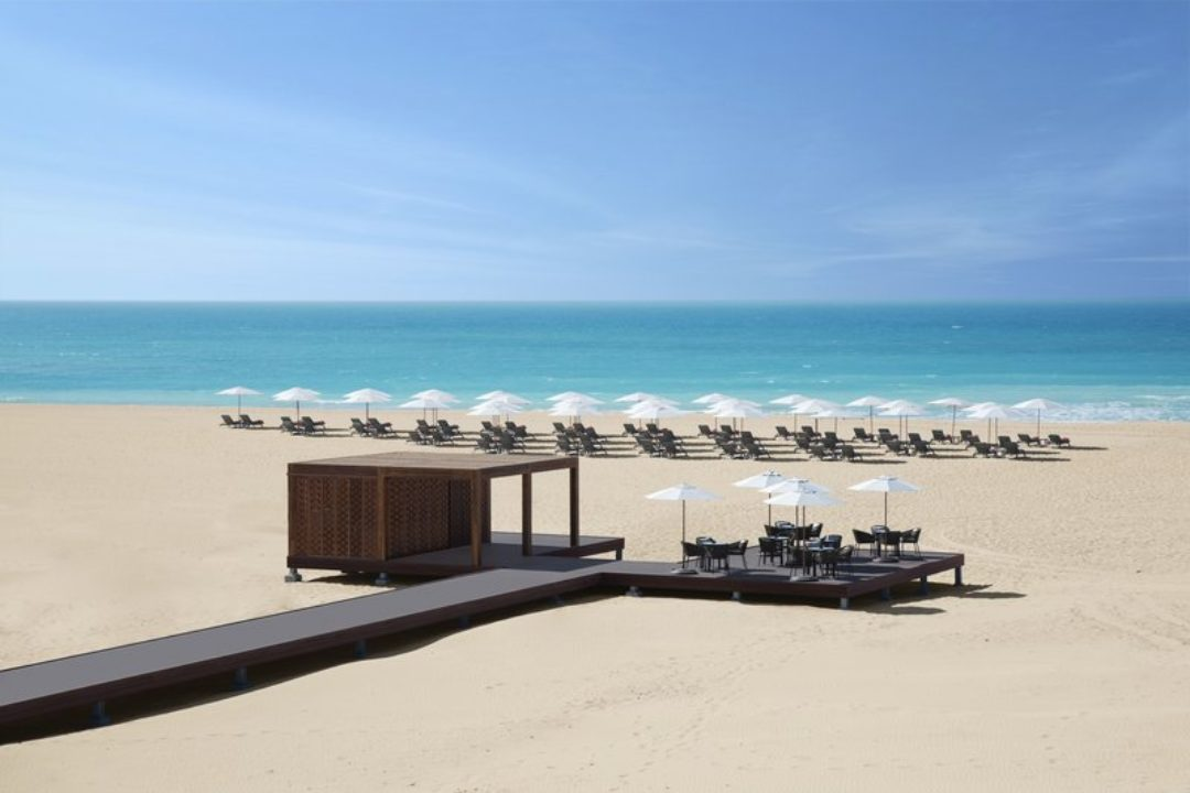 Saadiyat Rotana Resort & Villas on UAE's most beautiful natural island is quite simply 'stunning!'