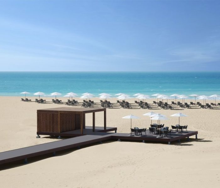 Saadiyat Rotana Resort & Villas on UAE's most beautiful natural island is quite simply 'stunning!'
