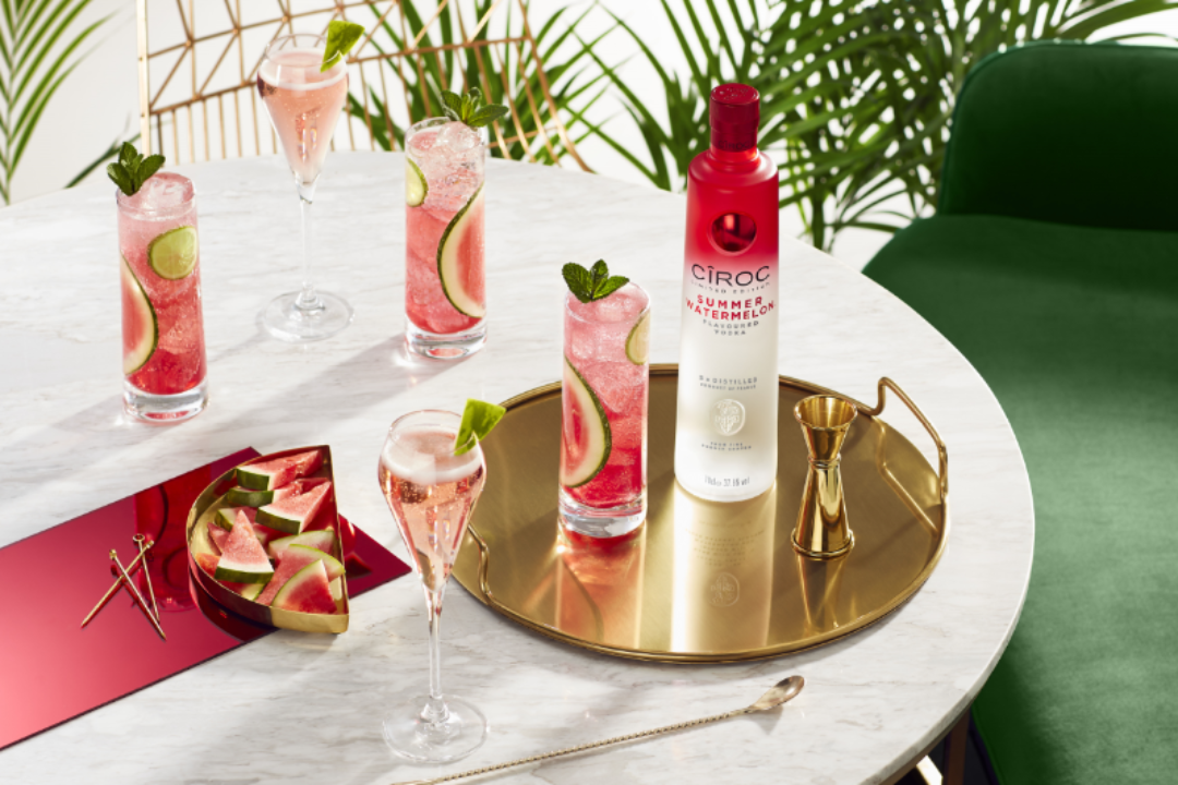 Sip your way through summer with VIVA's top tipples