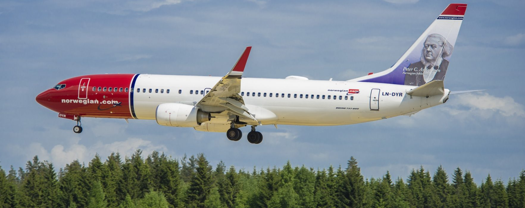 Norwegian announces new route from Manchester to Bergen