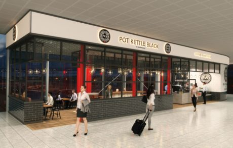 Manchester Airport unveils its new food and beverage offering in its £1bn transformation