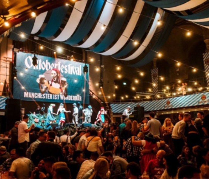 'Battle of the Biers' returns to Oktoberfest at Albert Hall