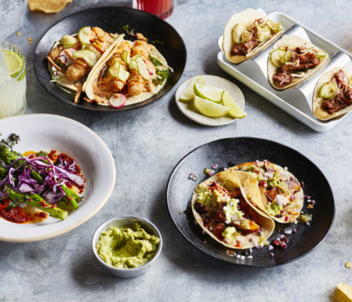 Cactus tacos and skinny margaritas: Wahaca is hot stuff and as tasty for gluten-free, veggies and vegans