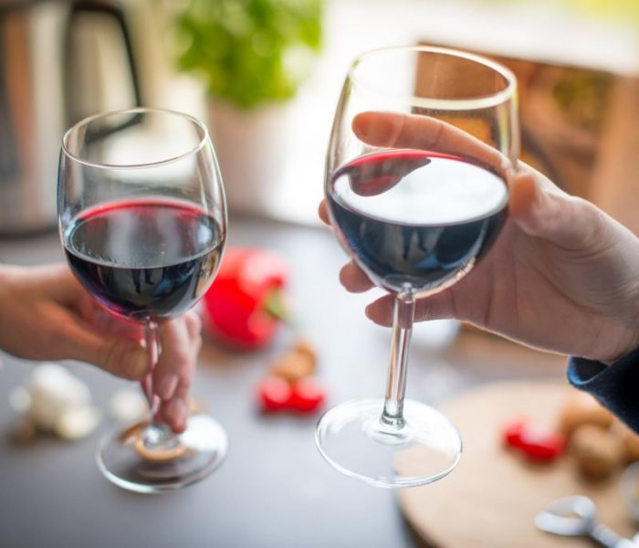 One in three wine drinkers don't know you CAN drink red chilled