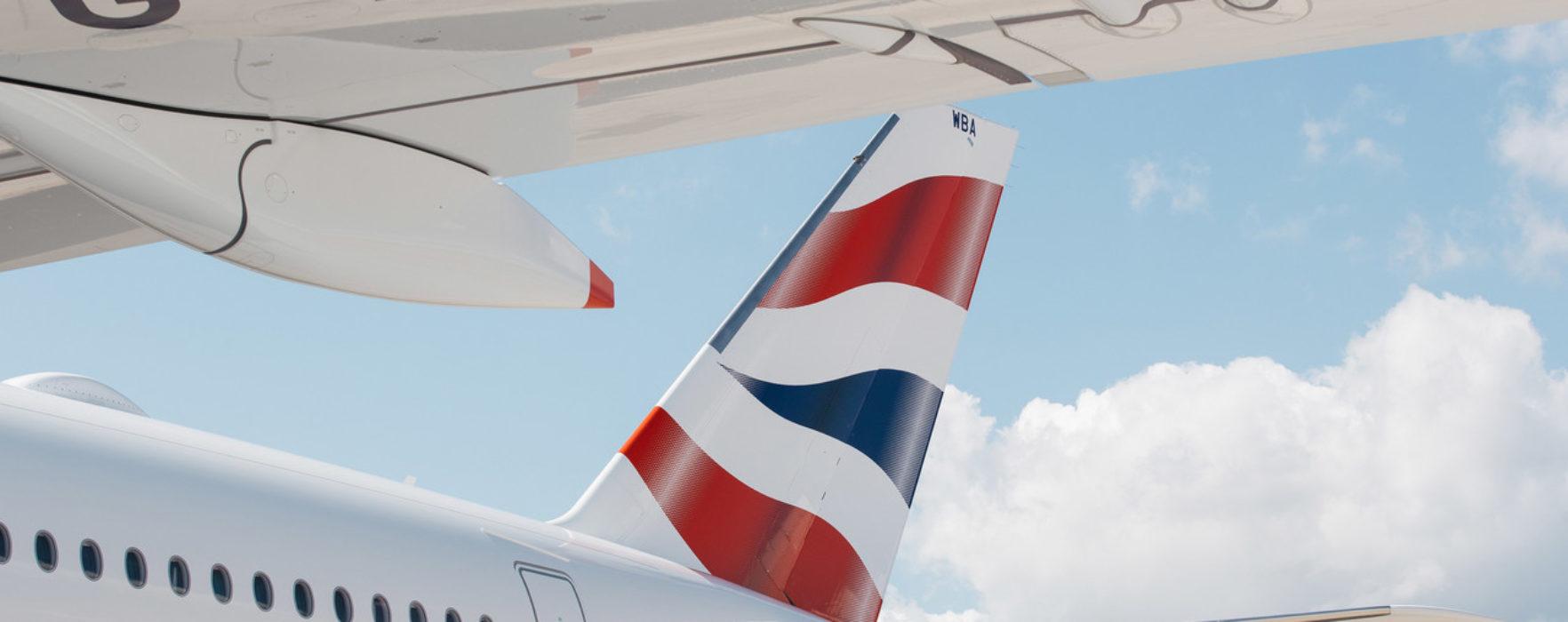 WATCH: British Airways unveils its first brand new A350