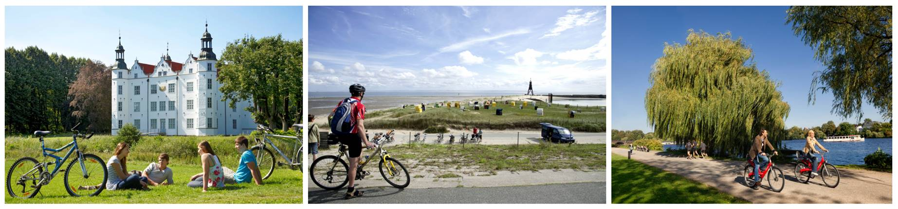 4 self-guided cycling holidays and tours