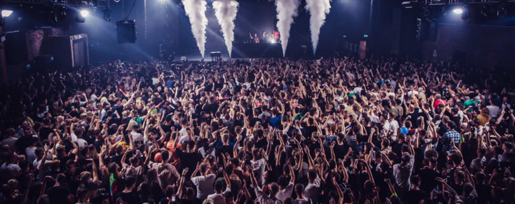 Sankeys celebrates 25 years of clubbing with one last party